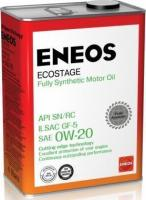 Моторное масло Eneos Ecostage 0W-20 4л